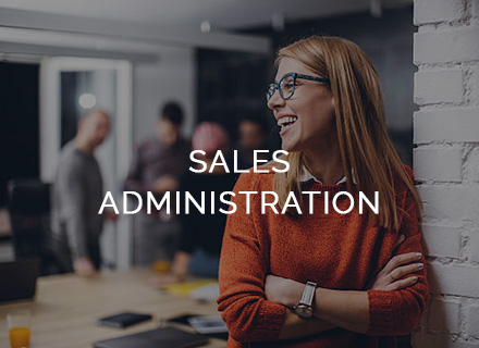 Sales administration